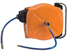 automatic air hose reel
